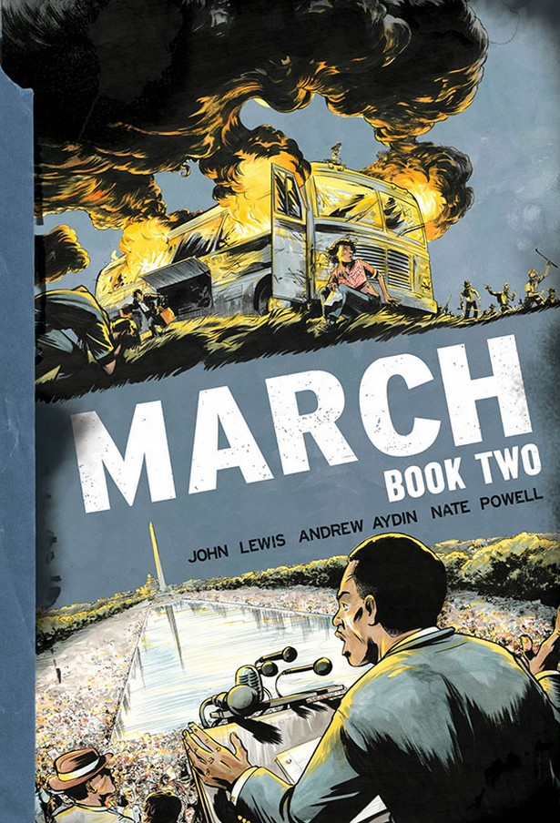 march-book-two-lewis-aydin-powell-top-shelf-cover