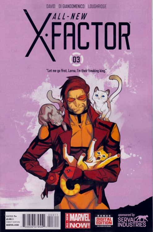 All-New X-Factor 3